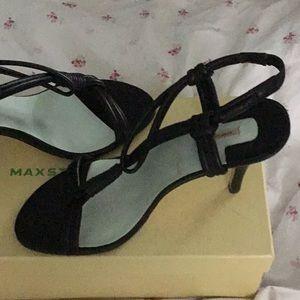 Like new Black sexy heels
